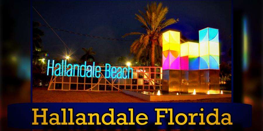 hallandale towing florida