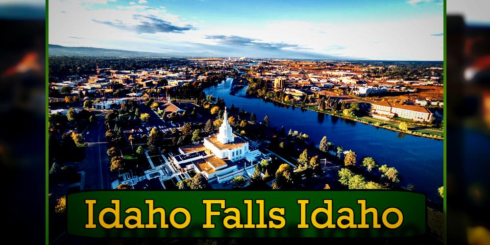 Towing Idaho Falls